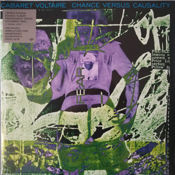 Cabaret Voltaire - Chance Versus Causality (Vinyle Neuf)