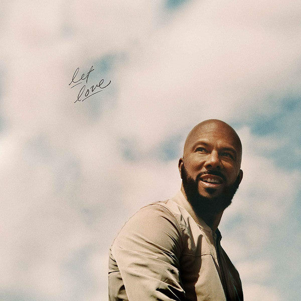 Common - Let Love (Vinyle Neuf)