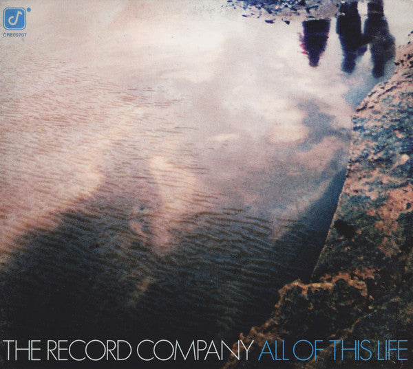 Record Company - All Of This Life (Vinyle Neuf)
