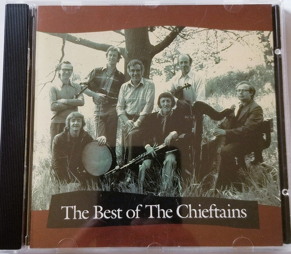 Chieftains - The Best Of The Chieftains (CD Usagé)