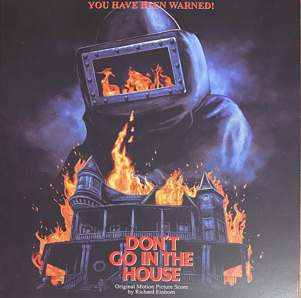 Soundtrack - Richard Einhorn: Dont Go In The House (Vinyle Neuf)