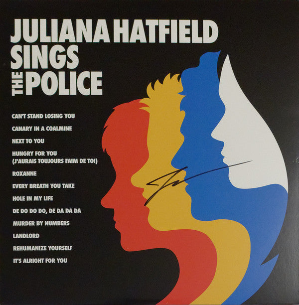 Juliana Hatfield - Juliana Hatfield Sings The Police (Vinyle Neuf)