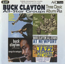 Buck Clayton - All-Star Groups Three Classic Albums Plus (CD Usagé)