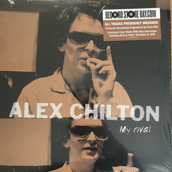 Alex Chilton - My Rival (Vinyle Neuf)