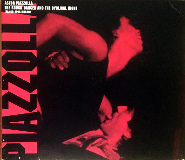 Astor Piazzolla - The Rough Dancer and the Cyclical Night (CD Usagé)