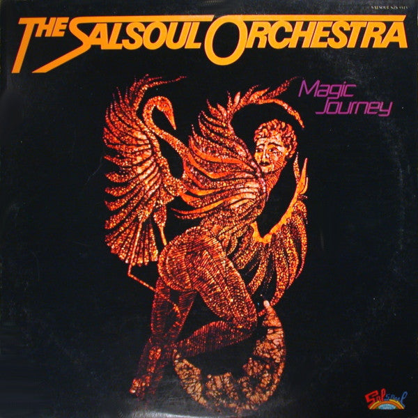 Salsoul Orchestra - Magic Journey (Vinyle Usagé)
