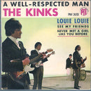The Kinks - A Well-respected Man (45-Tours Usagé)