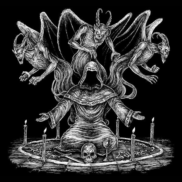 Demoncy - Joined In Darkness (Vinyle Neuf)