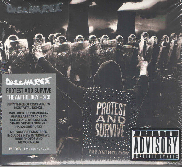 Discharge - Protest And Survive (Vinyle Neuf)