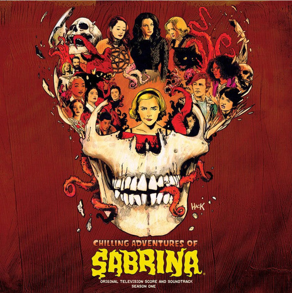Soundtrack - Adam Taylor: Chilling Adventures of Sabrina (Vinyle Neuf)