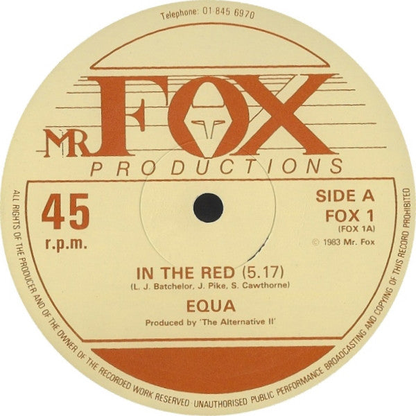 Equa - In The Red