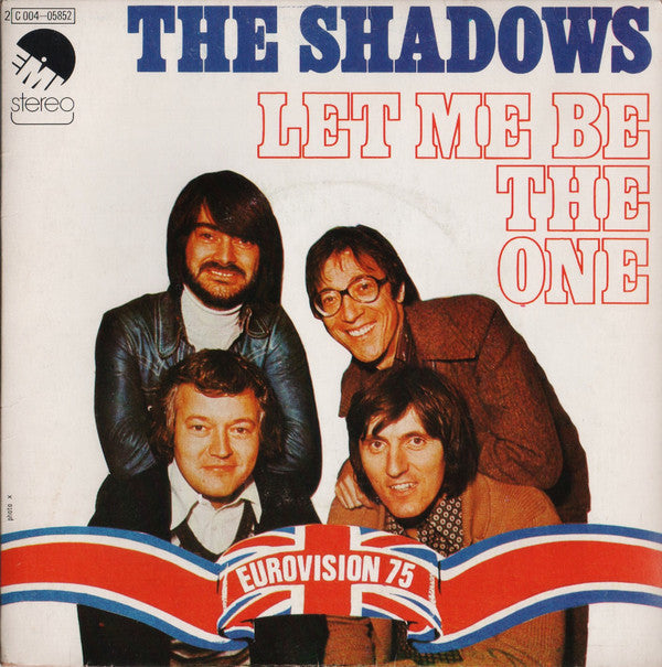 The Shadows - Let Me Be The One (45-Tours Usagé)