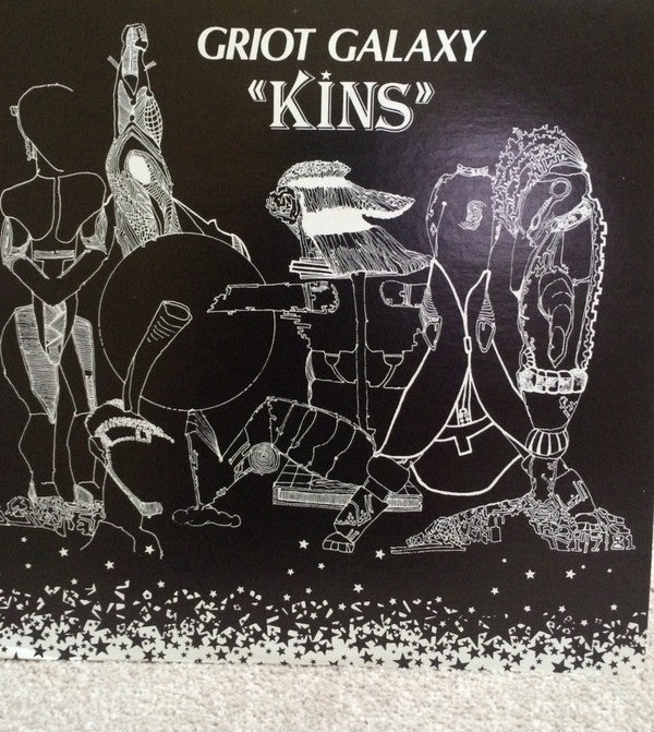 Griot Galaxy - Kins (Vinyle Neuf)