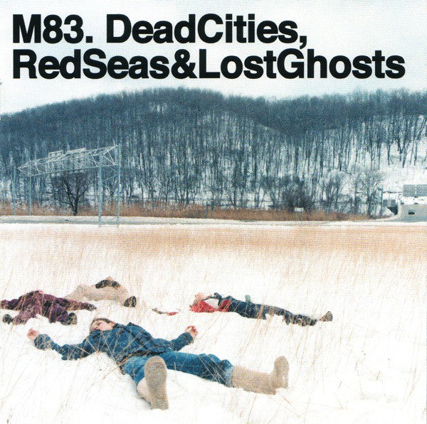 M83 - Dead Cities Red Seas and Lost Ghosts (Vinyle Neuf)