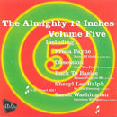 Various - The Almighty 12 Inches Volume Five (CD Usagé)