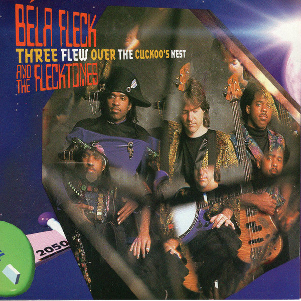 Bela Fleck And The Flecktones - Three Flew Over The Cuckoos Nest (CD Usagé)