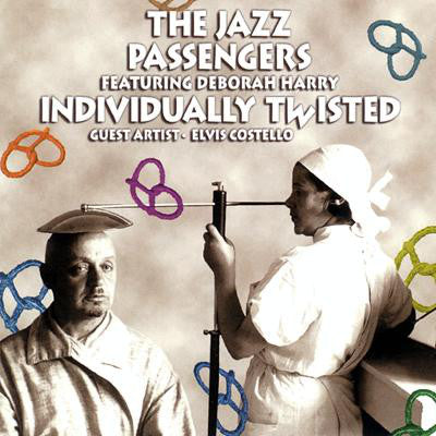 Jazz Passengers - Individually Twisted (CD Usagé)