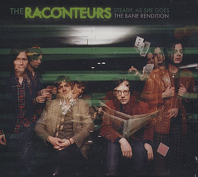 The Raconteurs - Steady As She Goes (CD Usagé)