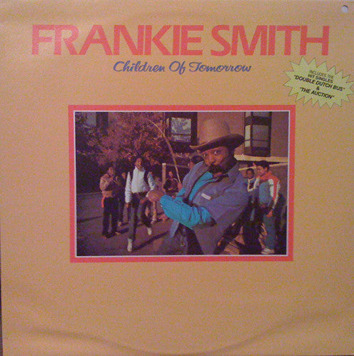Frankie Smith - Children of Tomorrow (Vinyle Usagé)