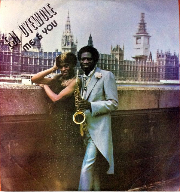 Eji Oyewole - Me And You (Vinyle Neuf)