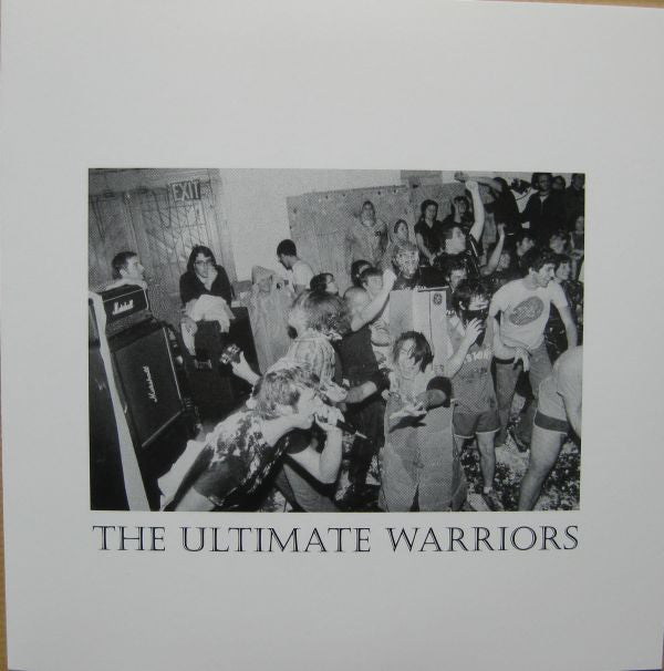 The Ultimate Warriors - Easton Fest Revealed (45-Tours Usagé)