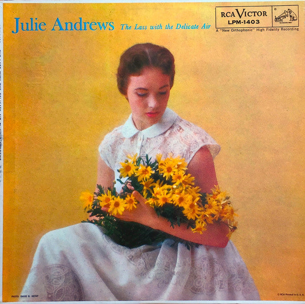Julie Andrews - The Lass With The Delicate Air