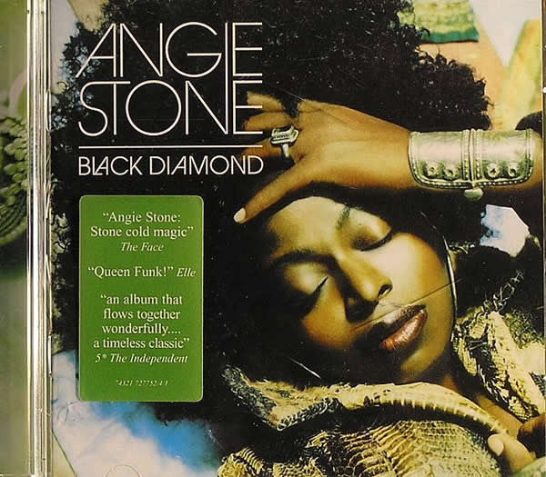 Angie Stone - Black Diamond (CD Usagé)