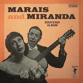 Marais and Miranda - Souvenir Album (Vinyle Usagé)