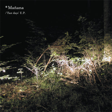 Manana - Fast Days Ep (CD Usagé)