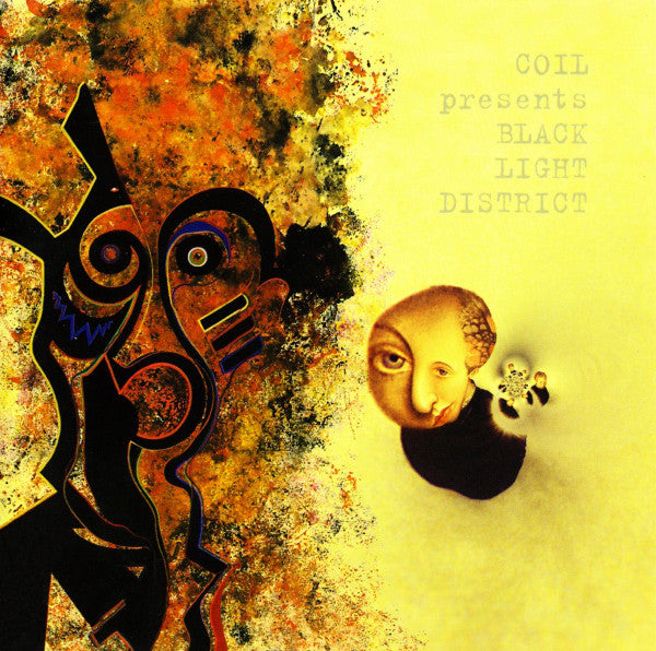 Coil / Black Light District - A Thousand Lights In A Darkened Room (Vinyle Neuf)