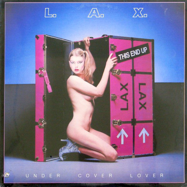 LAX - Under Cover Lover (Vinyle Usagé)