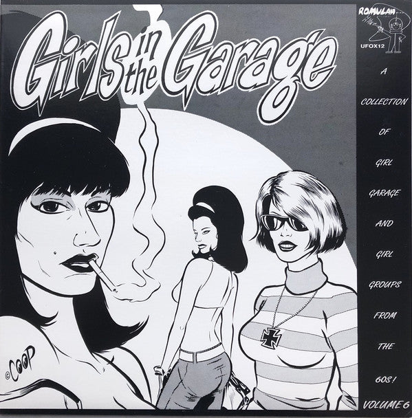 Various - Girls In The Garage Volume 6 (Vinyle Neuf)