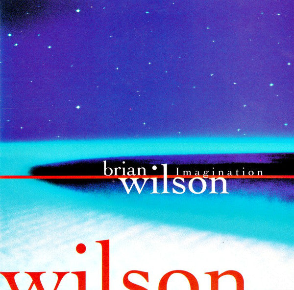Brian Wilson - Imagination (CD Usagé)