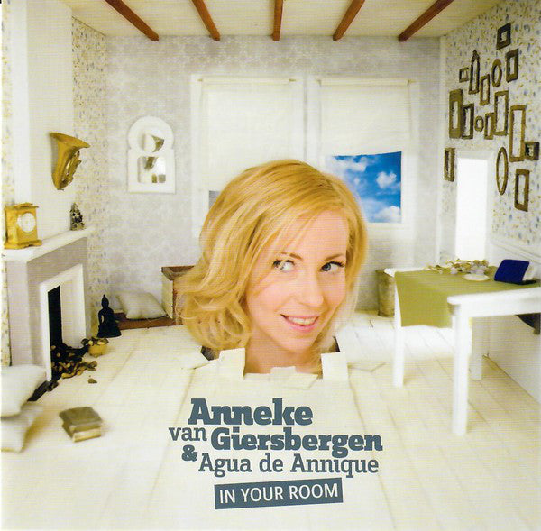 Anneke van Giersbergen and Agua De Annique - In Your Room (CD Usagé)