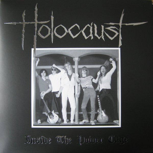 Holocaust - Inside The Power Cage (Vinyle Neuf)