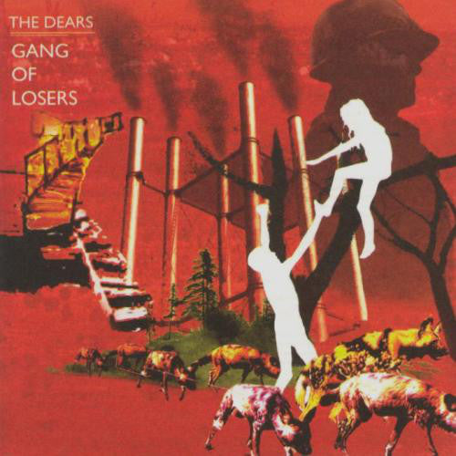 Dears - Gang of Losers (CD Usagé)