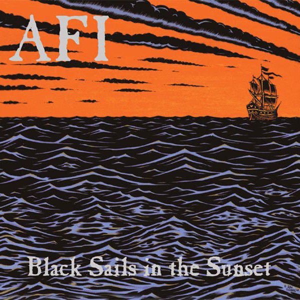 AFI - Black Sails In the Sunset