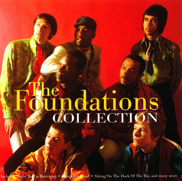 Foundations - The Foundations Collection (CD Usagé)