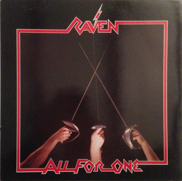 Raven - All For One (Vinyle Neuf)
