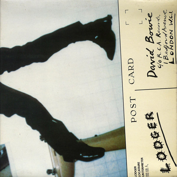 David Bowie - Lodger (Vinyle Neuf)
