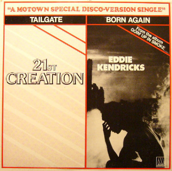 21st Creation / Eddie Kendricks - Tailgate / Born Again (Vinyle Usagé)