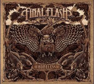 Final Flash - Homeless (CD Usagé)