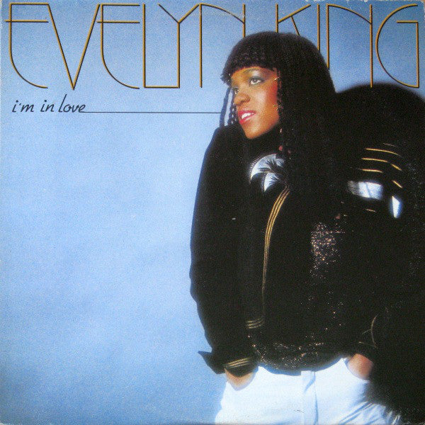 Evelyn King - Im in Love (Vinyle Usagé)