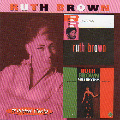 Ruth Brown - Miss Rhythm (Vinyle Neuf)