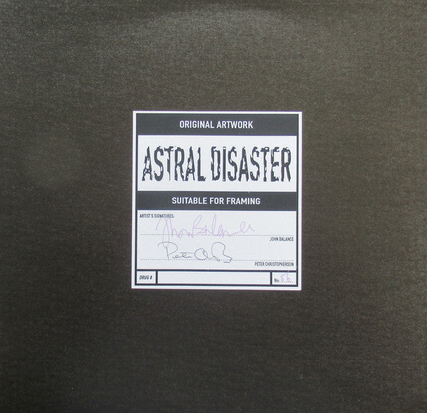 Coil - Astral Disaster (Vinyle Neuf)