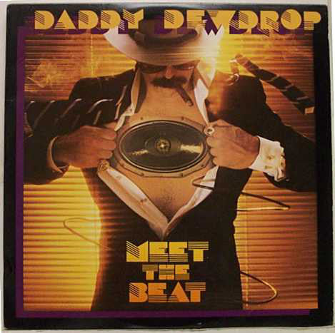 Daddy Dewdrop - Meet the Beat (Vinyle Usagé)