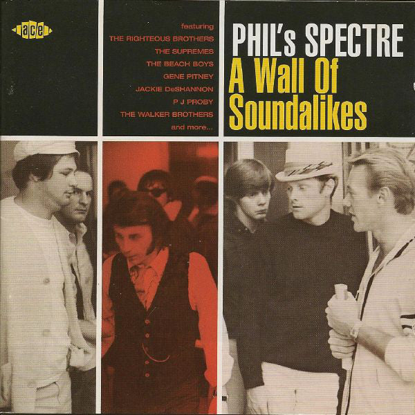 Various - Phils Spectre: A Wall Of Soundalikes (Vinyle Neuf)
