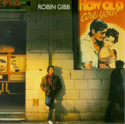 Robin Gibb - How Old Are You (Vinyle Usagé)