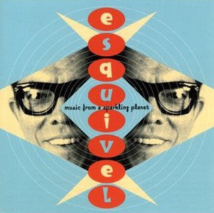 Esquivel - Music From a Sparkling Planet (CD Usagé)