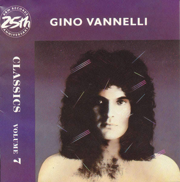Gino Vannelli - Classics Volume 7 (CD Usagé)